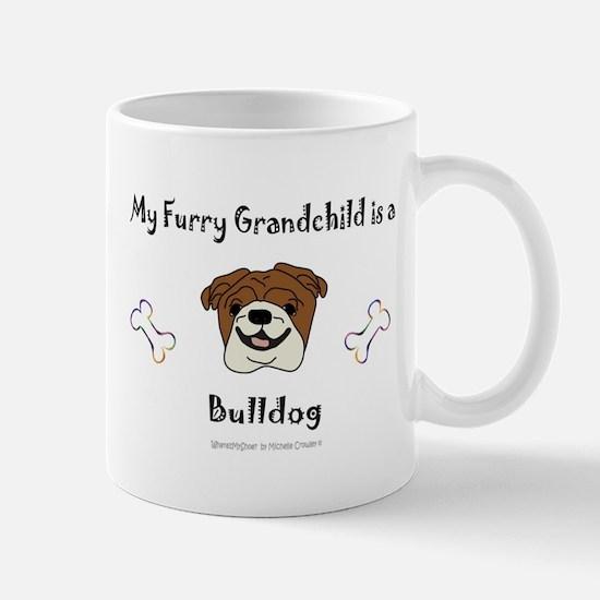 bulldog gifts Mug