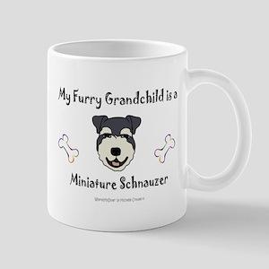 miniature schnauzer gifts Mug