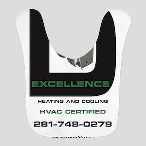 D-Excellence HVAC Polyester Baby Bib