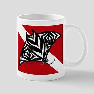 Manta Dive Mug