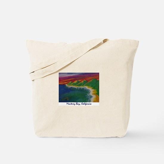 Tote Bag/Monterey Bay, CA