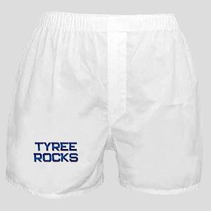 tyree rocks Boxer Shorts