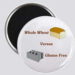 Wheat vs. Gluten Free Magnet