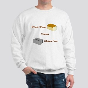 Wheat vs. Gluten Free Sweatshirt