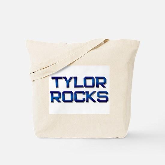 tylor rocks Tote Bag