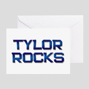 tylor rocks Greeting Card