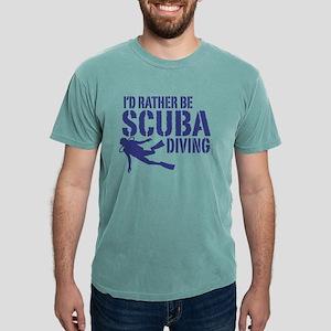 I'd Rather Be Scuba Diving T-Shirt