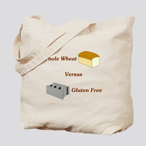 Wheat vs. Gluten Free Tote Bag