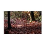 Autumn Leaves Decal Wall Sticker