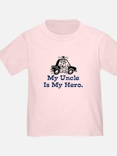 My Uncle is My Hero T