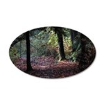 Fall Forest Decal Wall Sticker
