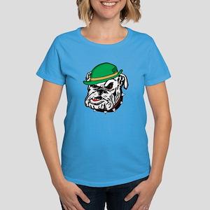 Irish Bulldog Women's Dark T-Shirt