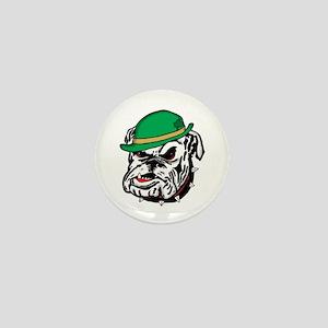 Irish Bulldog Mini Button