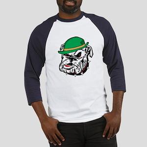 Irish Bulldog Baseball Jersey