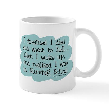 Nursing School Hell Mug