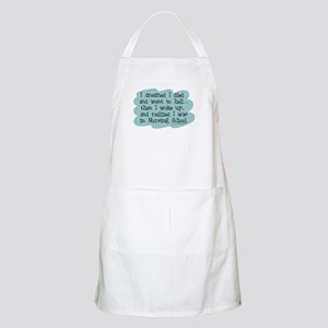 Nursing School Hell Apron