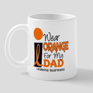 I Wear Orange For My Dad 9 Mug