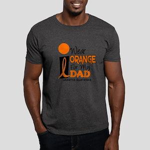 I Wear Orange For My Dad 9 Dark T-Shirt