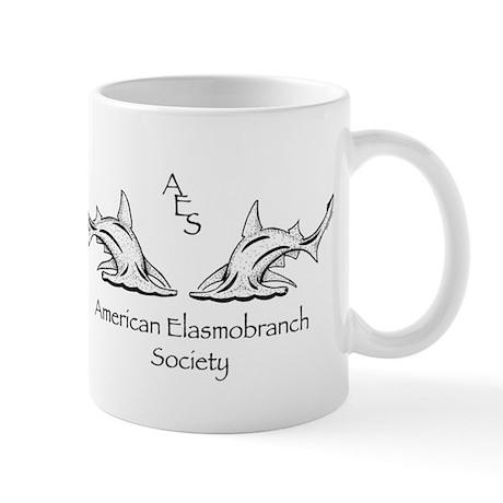 AES Hammerhead Mug by Gwen Goodmanlowe