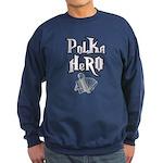 Polka Hero Sweatshirt (dark)