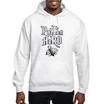 Polka Hero Hooded Sweatshirt