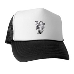 Polka Hero Trucker Hat