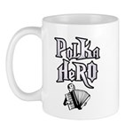 Polka Hero Mug