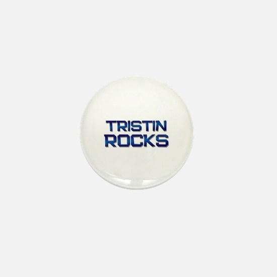 tristin rocks Mini Button