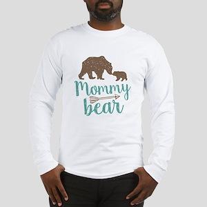 Mommy Bear Long Sleeve T-Shirt