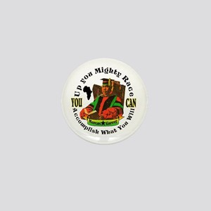 """Up You Mighty Race"" Mini Button"