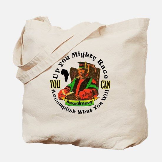 """""""Up You Mighty Race"""" Tote Bag"""