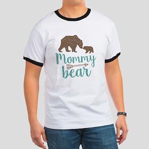 Mommy Bear Ringer T
