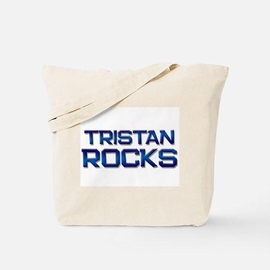 tristan rocks Tote Bag