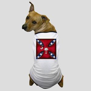 Big Red Variation Dog T-Shirt