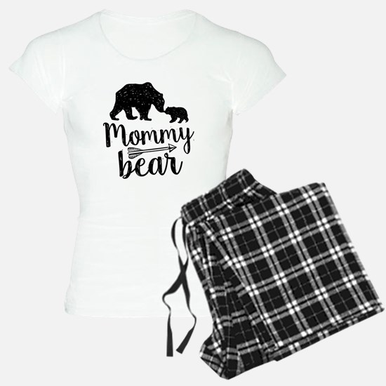Mommy Bear Pajamas