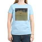 Heron Flight at Night T-Shirt