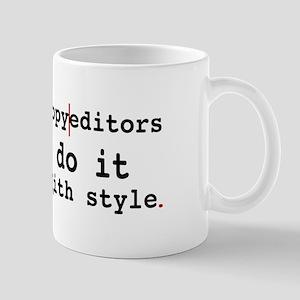 Copy editors do it ... Mug