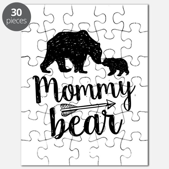 Mommy Bear Puzzle