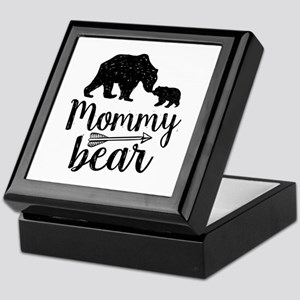 Mommy Bear Keepsake Box
