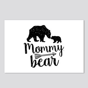 Mommy Bear Postcards (Package of 8)