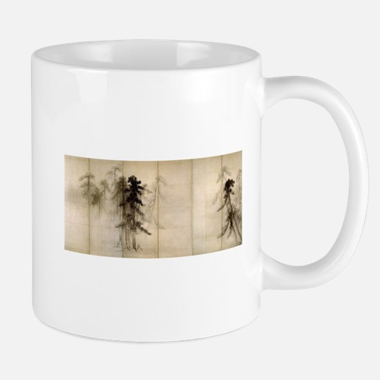 Pine Trees Mug