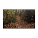 Autumn Path Decal Wall Sticker