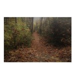 Autumn Path Postcards (Package of 8)