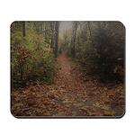 Autumn Path Mousepad
