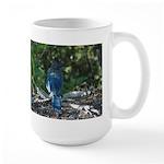 Steller's Jay 15 oz Ceramic Large Mug