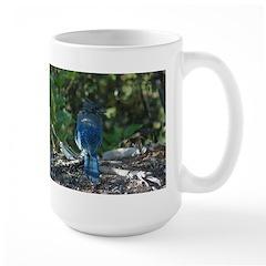 Steller's Jay Ceramic Mugs
