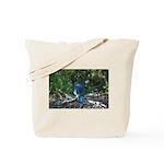 Steller's Jay Tote Bag