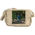 Steller's Jay Messenger Bag