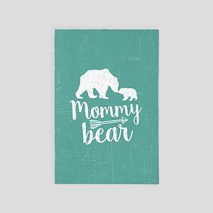 Mommy Bear 4' x 6' Rug