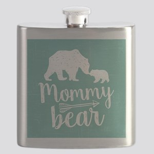 Mommy Bear Flask